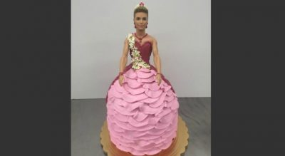 This Bakery Is Receiving Massive Hate For Creating A Transgender Ken Cake