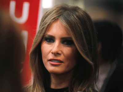 Melania Trump May Be An Illegal Immigrant- But There's More To It Than That