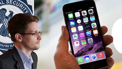 Edward Snowden Develops Spy-Proof Device To Prevent Your iPhone From Snitching