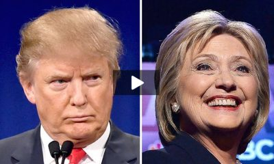 Watch How Donald Trump And Hillary Clinton Contradict Themselves On Just About Everything