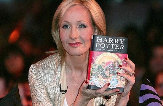 """J.K. Rowling Loses Billionaire """"Status"""" On Forbes List For Being Too Charitable"""