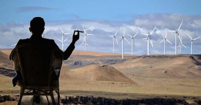 "State Decides To Tax Renewable Energy ""Out of Existence"", Claims It Owns the Wind"