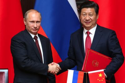 Alliance Between Russia-China-Iran Could Change U.S. Involvement In Middle East
