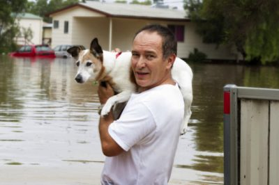 Louisianans Are Risking Their Lives To Save Animals In The Floods