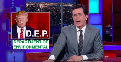 Credit: The Colbert Report