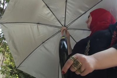 Solar-Powered Umbrellas Could Save Lives As The World Continues To Heat Up