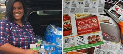 This Activist Clips Coupons To Feed The Homeless And Will Assist 30,000 By Her 30th Birthday