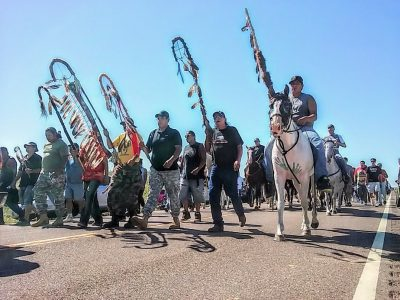 BREAKING: DOJ Temporarily Stops Dakota Access Pipeline