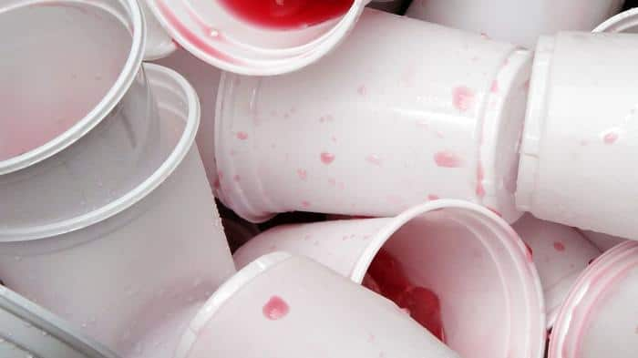 Credit vice.com & Success! France Bans Plastic Cups Plates And Cutlery \u2013 True Activist