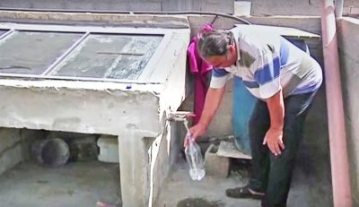 Gaza Man's DIY Solar Desalination Machine Purifies 2.8 Gallons Of Water Each Day