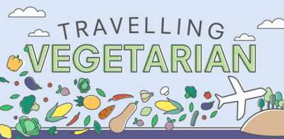 The Results Are In! The Top 10 Most Vegetarian-Friendly Cities Worldwide [Infographic]