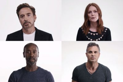 "Joss Whedon Features A ""Sh**-Ton"" Of Famous People In Anti-Trump Campaign [Watch]"