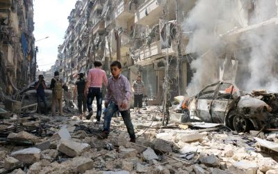 US Prepares For Military Action Against Syria As Diplomatic Cooperation With Russia Dissolves