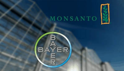 Pharmaceutical and Agrochemical Giant Bayer Buys Monsanto for $66 Billion