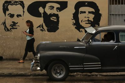 "Cuban Government Is Blocking Text Messages Containing Words Like ""Democracy"""