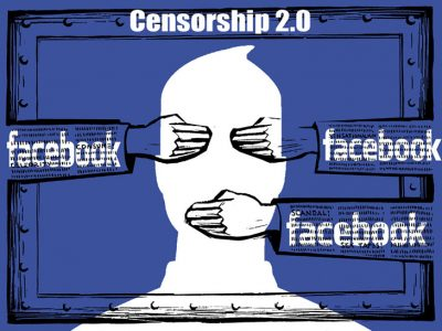 Facebook And Israel Officially Announce Collaboration To Censor Social Media Content