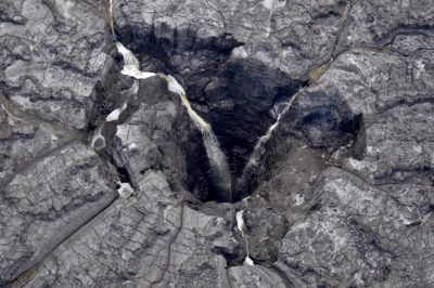 Radioactive Water Dumped Into Florida Water As Sinkhole Opens Up