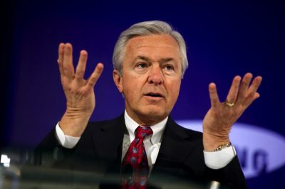 Wells Fargo CEO Actually Faces Financial Punishment Over Account Scam