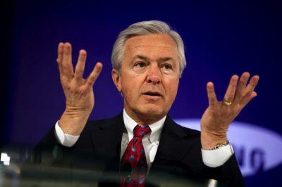 Wells Fargo CEO Actually Faces Financial Punishment Over Account Scam