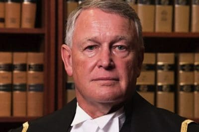 """Canadian Judge To Rape Victim: """"Why Couldn't You Just Keep Your Knees Together?"""""""