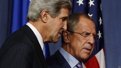 Kerry Demands Russia Grounds Warplanes in Syria Despite New Evidence Linking US to Bombing of UN Aid Convoy