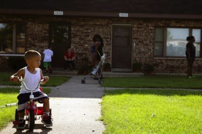 The New Flint: Children Exposed To Lead And Arsenic In Soil For Years, Are Now Homeless