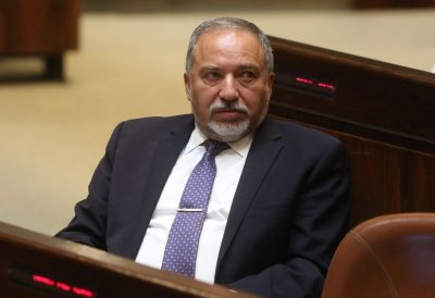 "Israeli Defense Minister Suggests ""Colour-Coding"" Palestinian Areas, Rewarding the ""Good"" and Punishing the ""Bad"""
