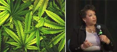 US Attorney General Announces Marijuana Is Not A Gateway Drug [Watch]