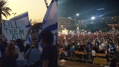 Israeli Calls For Palestinian Genocide Go Ignored By Mainstream Press, Social Media