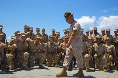 Marines Drill Instructor In SC Forced A Muslim Recruit Into A Running Clothes Dryer