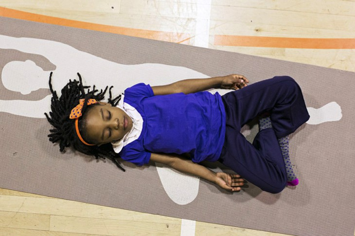 Elementary School Sends Kids To Meditation Instead Of Detention And The Results Are Astounding