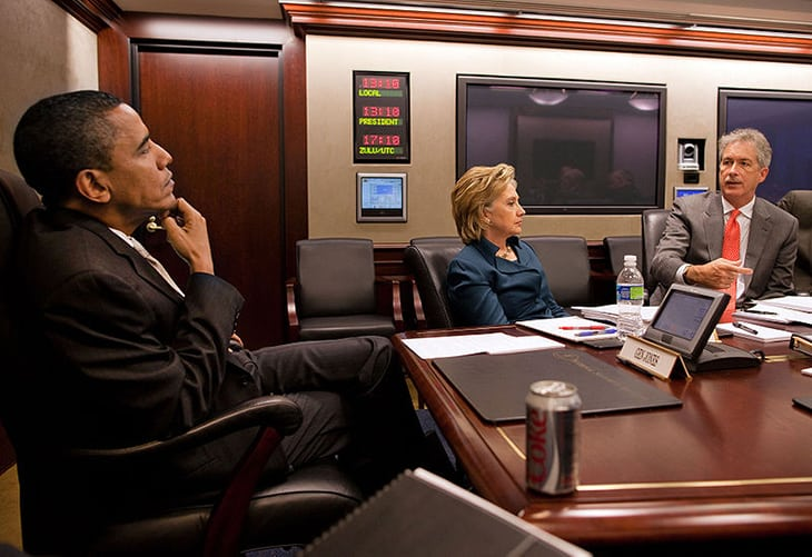 obamaclintonseated