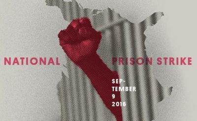 Largest Prison Strike In US History Protests Forced Slave Labor