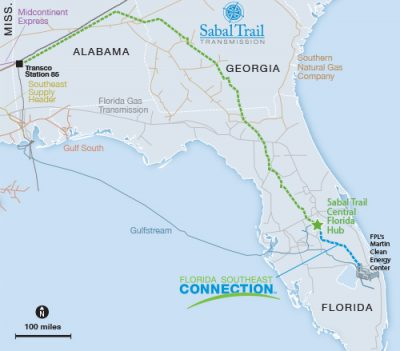 Pipeline Project Map
