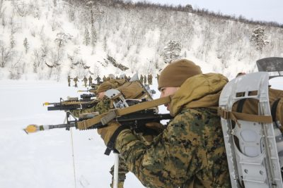 US Seeks To Deploy Marines To Norway Amid Escalating Russian Tensions