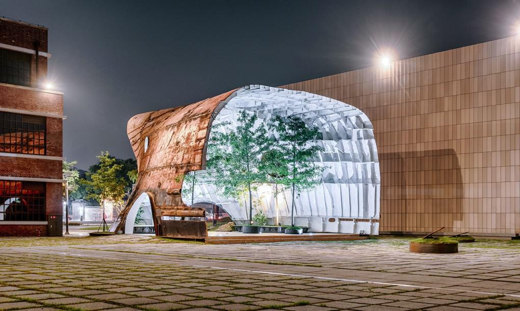 Credit: Shinslab Architecture