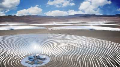 World's Largest Solar Plant To Power One Million Homes In U.S.