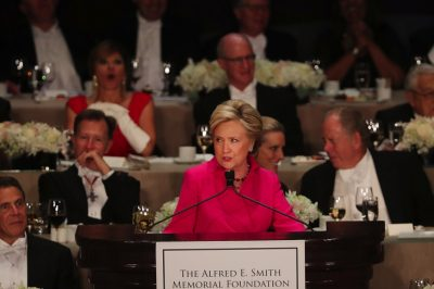 Must Read: Clinton And Trump's Cringe-Worthy Al Smith Dinner Speeches