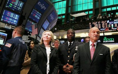 Future Clinton Treasury Secretary Announces Plan To Privatize Americans' Retirement Savings