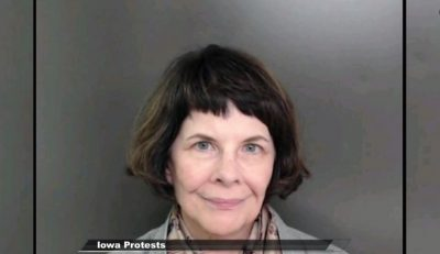 Woman Arrested On Own Property After Her Land Was Stolen By DAPL