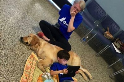 Boy With Autism Makes His First Friend Ever And His Mom Can't Stop Crying