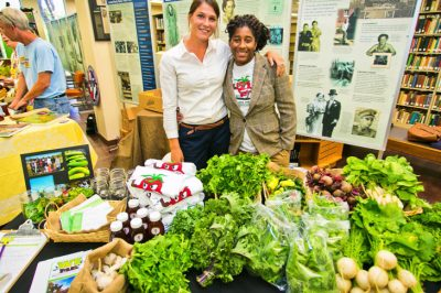 Football Field Farm Turns Around College And Builds Community With Organic Produce