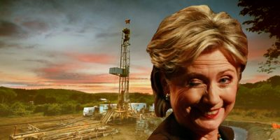 Why Clinton Is Really Targeting Russia: Fracking