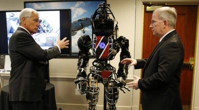 US Army Will Have More Robots Than Human Soldiers By 2025