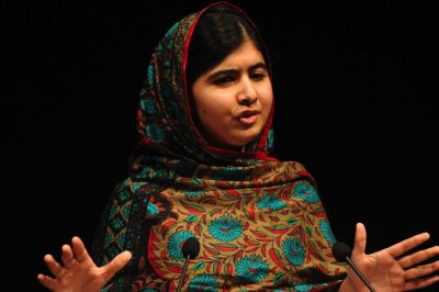 Malala Announced That She Plans To Become Prime Minister Of Pakistan