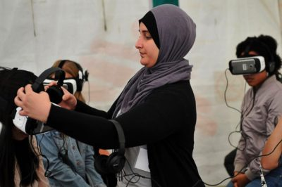 New D.C. Exhibit Shows Visitors What It's Like To Be A Refugee