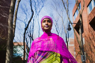 Child Refugee Returns Home To Run For President Of Somalia