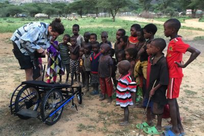 SafariSeat Wheelchairs Change The Lives Of Disabled East Africans