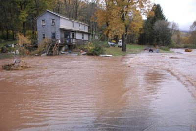Pennsylvania Pipeline Bursts, Leaks 55,000 Gallons Of Gas Into One Of US' Most Endangered Rivers