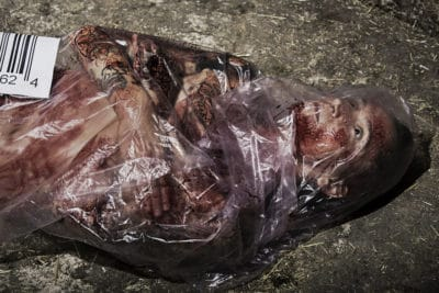 Horrifying Photo Series Seeks To Raise Awareness About Mass Animal Consumption [Mature]